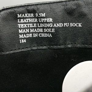 Steve Madden Shoes - Steve Madden Midori Black 4 Buckle Boot